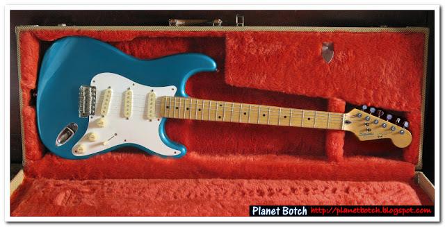 Korean Squier Stratocaster