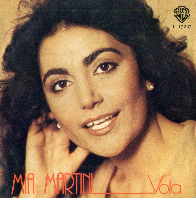 Mia Martini, Calabrese singer