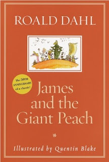 James and the Giant Peach by Roald Dahl Download Free Ebook