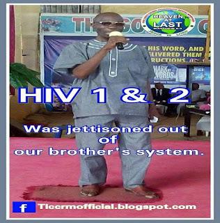 Hiv healed