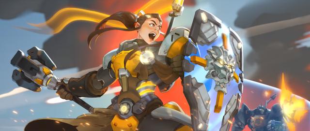 Nueva heroína en Overwatch