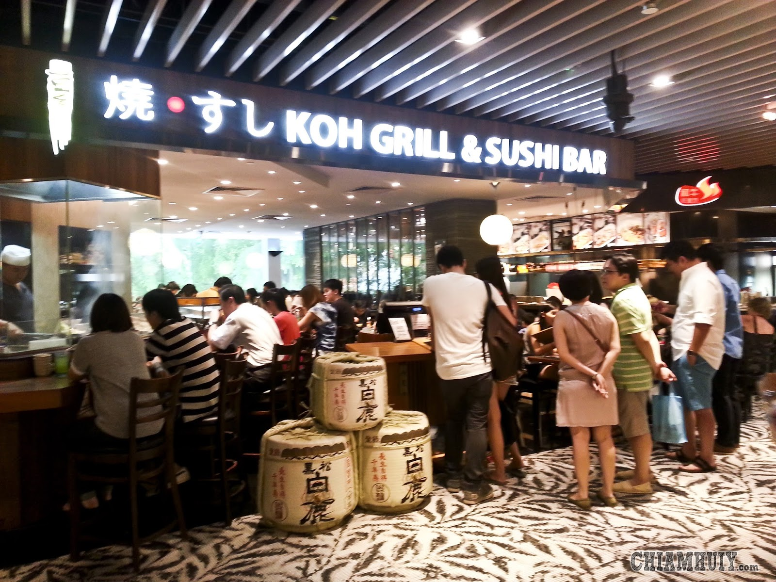 Food review: Koh Grill and Sushi Bar - Is shiok maki ... - photo#27