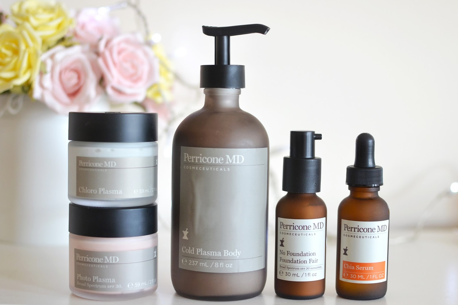Perricone MD review, essential beauty products for Summer
