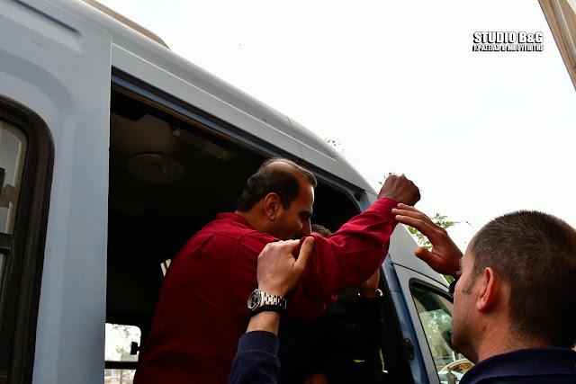 Το Εφετείο Ναυπλίου απέρριψε το αίτημα έκδοσής του Hasan Biber στην Τουρκία