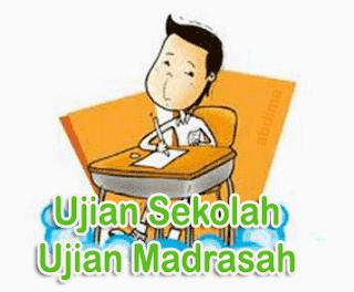 Contoh Soal UAMBN MTS 2017/2018