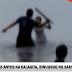 WATCH: Nene, hinabol, binugbog ng tatay sa Manila Bay