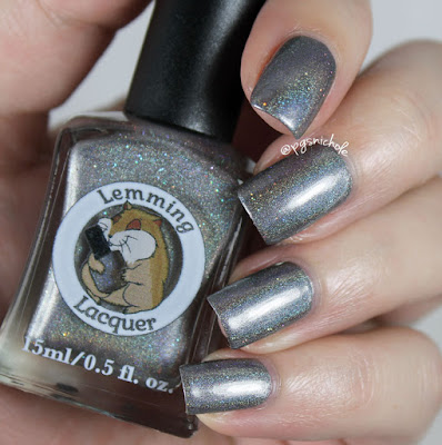"Lemming Lacquer I Prefer ""Dashing Rapscallion"""