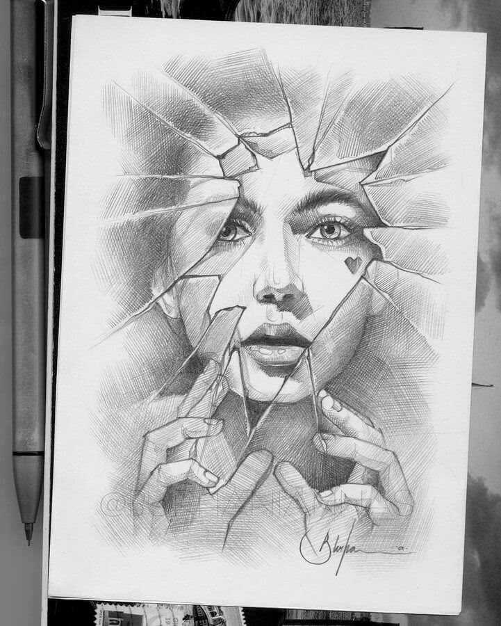 01-Peering-through-Nas-Pencil-Drawings-www-designstack-co