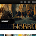 Moviez - Blogger template