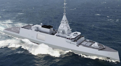 French Navy's new medium size frigate
