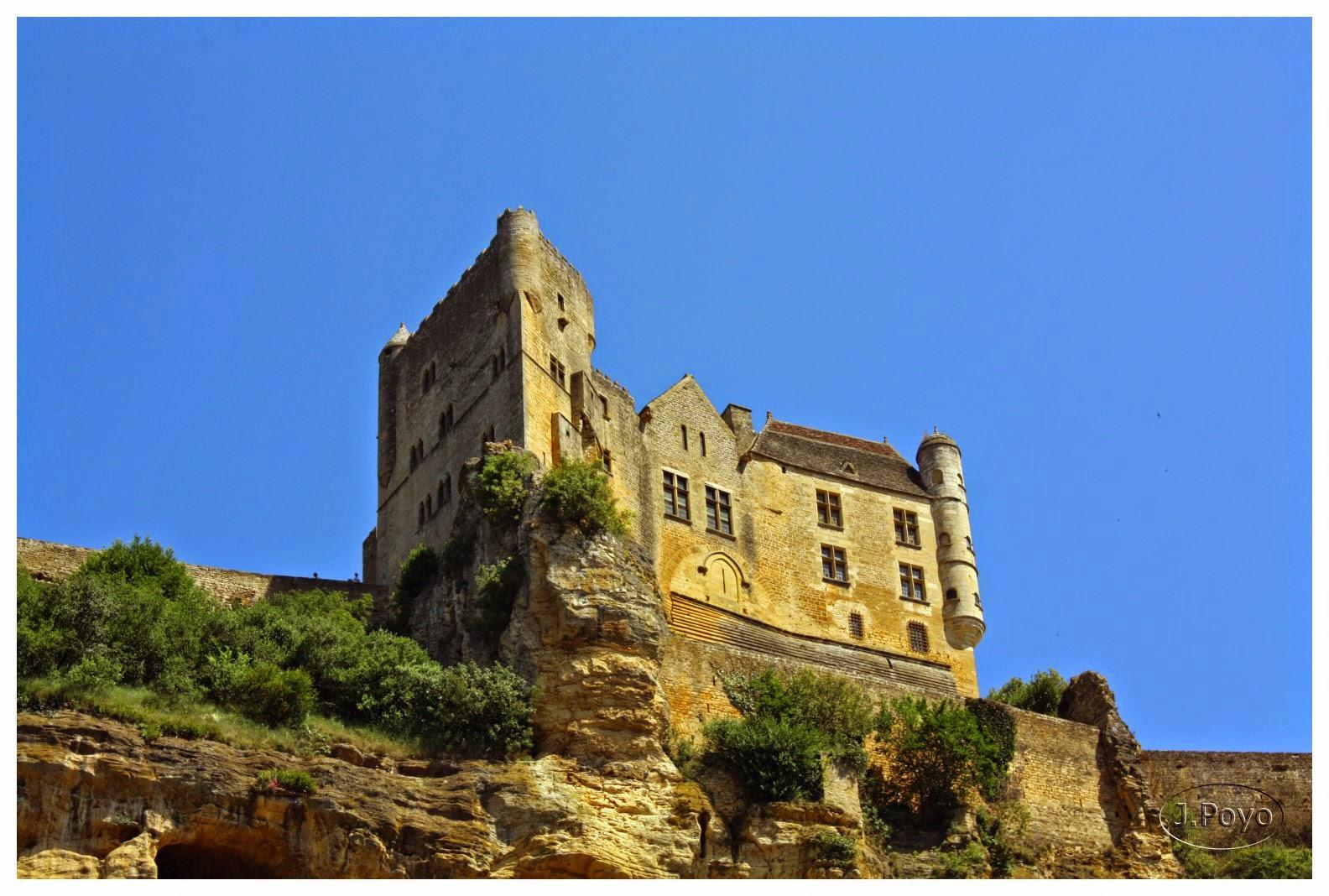 Castillo de Beynac et Cazenac, Perigord negro, Francia