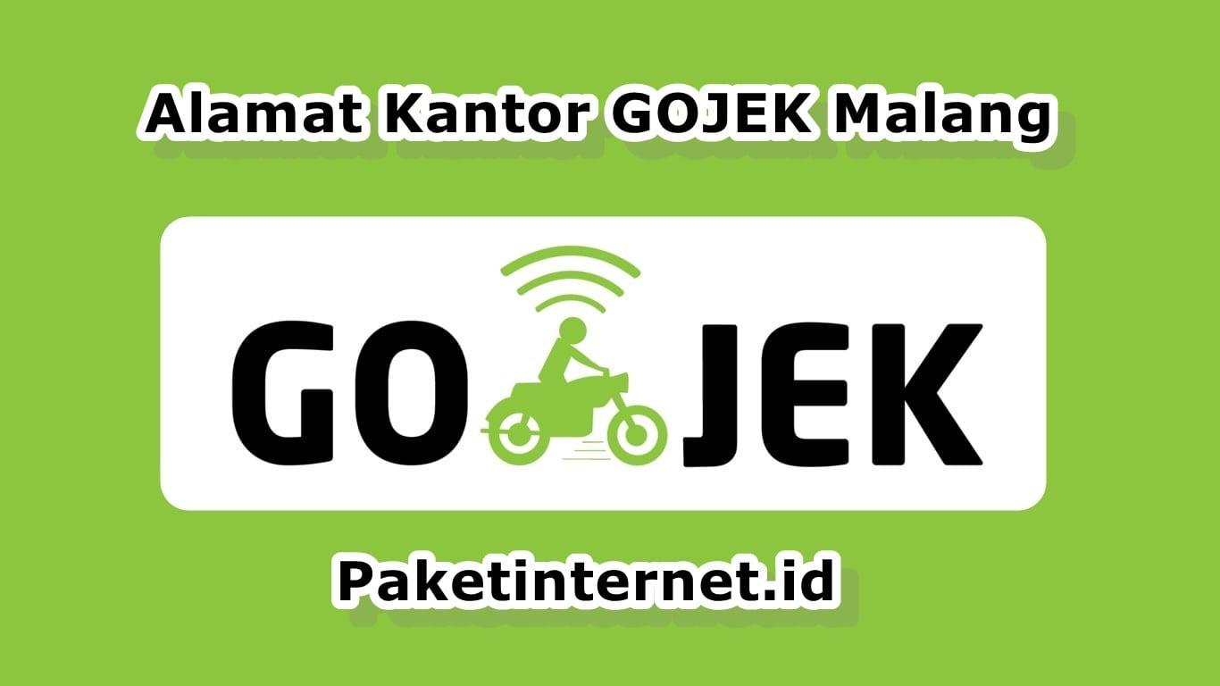 Alamat Kantor GOJEK Kota Malang