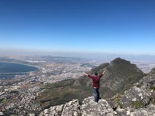 South Africa Shane Barrow Table Mountain