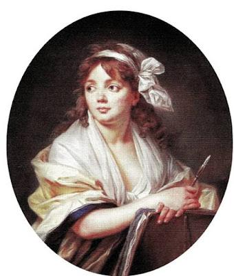 Autoportrait, Constance Charpentier