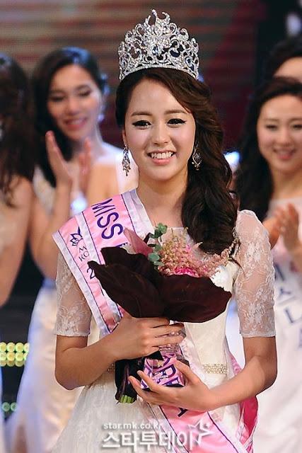 Miss Universe Korea 2014 Ye-Bin-Yoo  Beauty Contest -9935