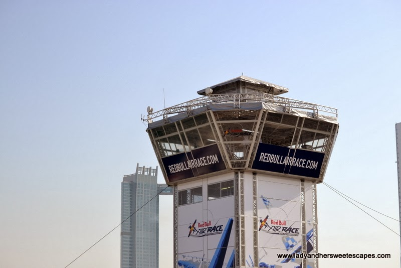 Red Bull Air Race in Abu Dhabi 2