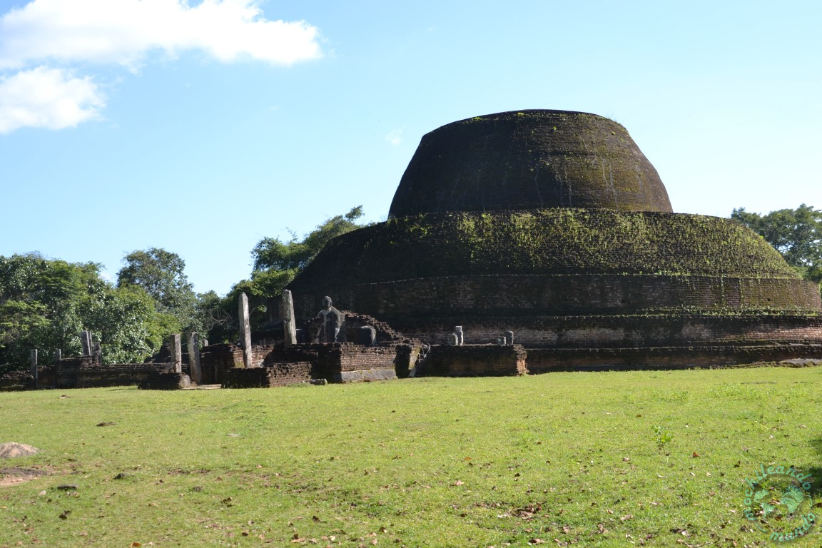 que ver y hacer en Polonnaruwa