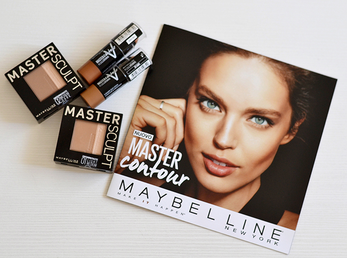 contouring prodotti maybelline