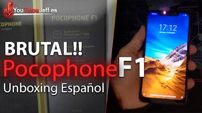 pocophone f1 español