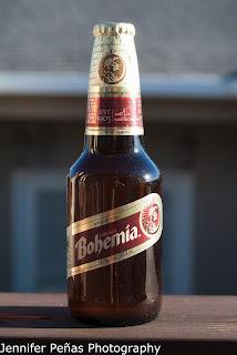 Bohemia Michelada