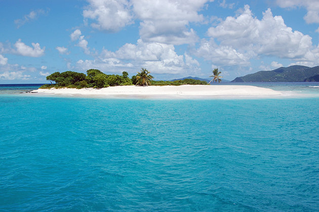 Tourist Attractions In The British Virgin Islands Most