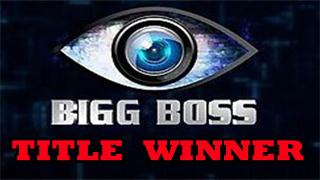 Bigg Boss Tamil Title Winner | Bigg Boss Final Winner