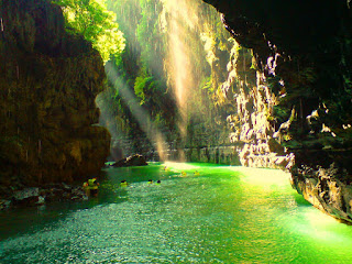 Green Canyonnya indonesia