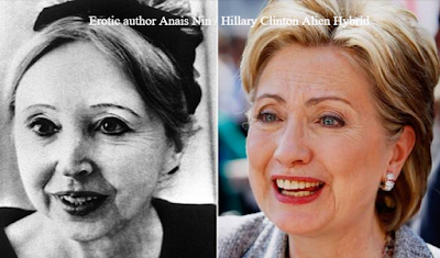 Hilary Clinton might just be a real clone immortalized through being a clone.