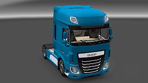 DAF Euro 6 Fixed - 1.9.22