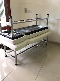 Mua bán thanh lý giường Massage giá rẻ TP.HCM