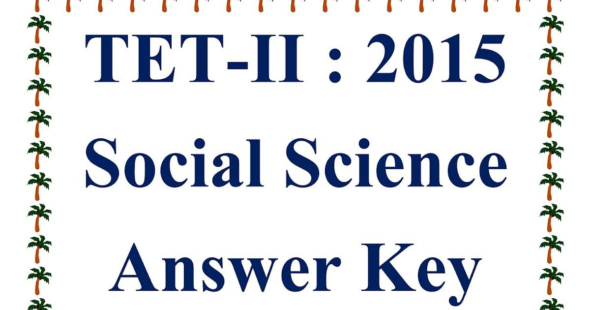 TET-II for Social Science Upper Primary Teacher Gujarati ...