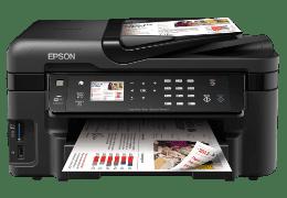 Image Epson WF-3520 Printer Driver