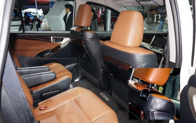 Interior New Innova Venturer Sewa Mobil Grand Avanza Jogja Kelebihan All Kijang Dibandingkan Biasa