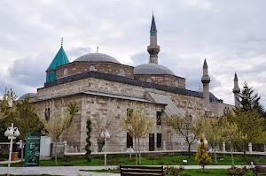 Mengenang Jejak Rumi Di Konya Turki