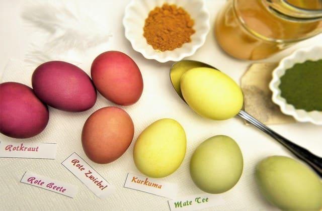 Masker kunyit dan putih telur