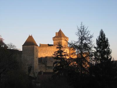 Castelnaud castle, Dordogne, Perigord