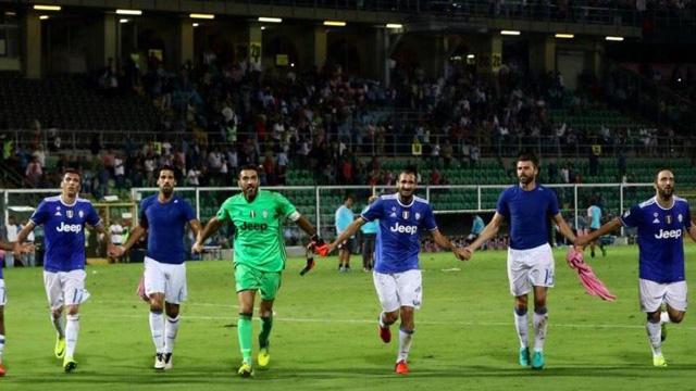 [Video] Cuplikan Gol Palermo 0-1 Juventus (Liga Italia)