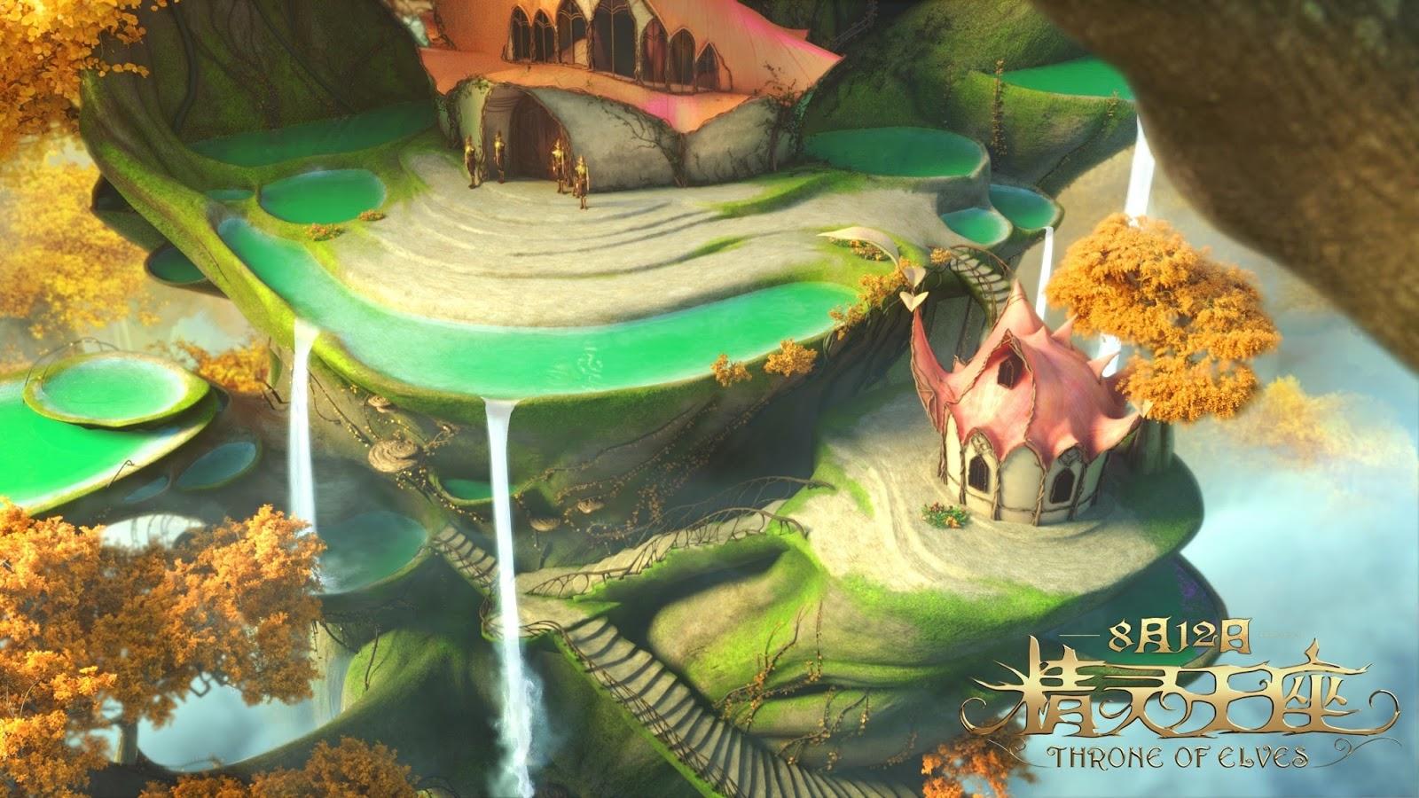 Dragon Nest: Throne of Elves