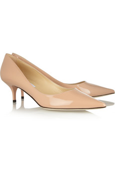 Low Heeled Nude Pointed Toe Flat Shoes Uk