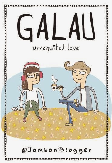 Galau Unrequited Love @JambanBlogger