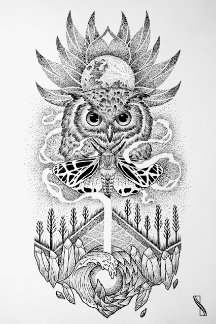 Super Cute Owl Tattoos For Women and Men