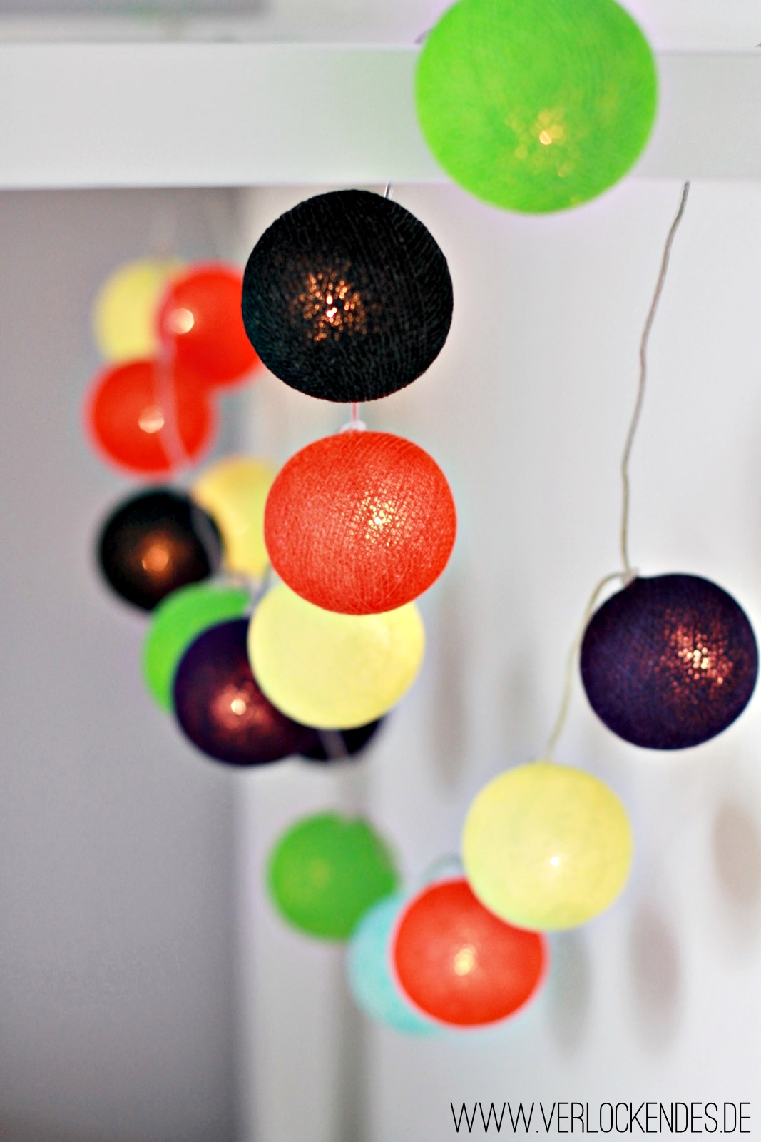 Lichterkette Kinderzimmer | Verlockendes Bens New Room