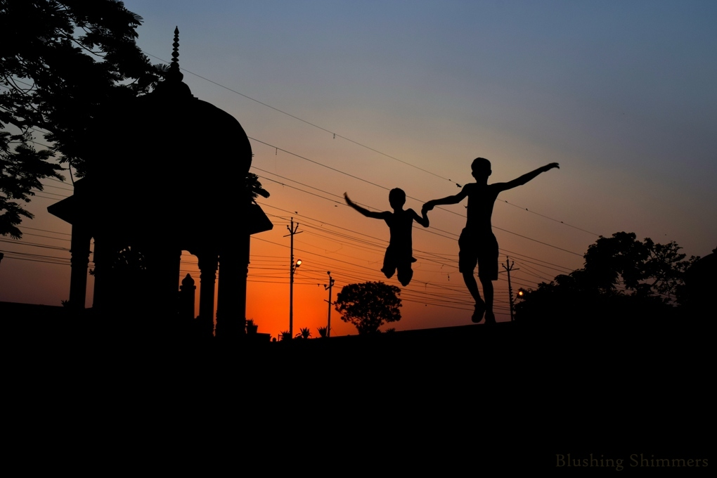 Lucknow Silhouette