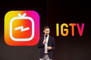 انستجرام IGTV تطبيق جديد لانشاء المحتوى الطويل من إنستغرام
