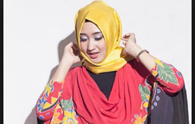 Contoh Busana Muslim Dian Pelangi Terbaru
