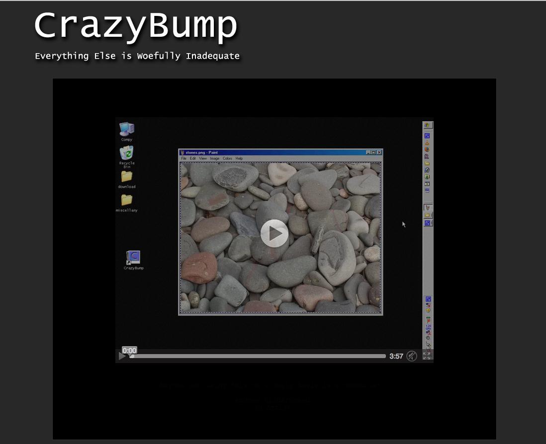 crazybump download free mac