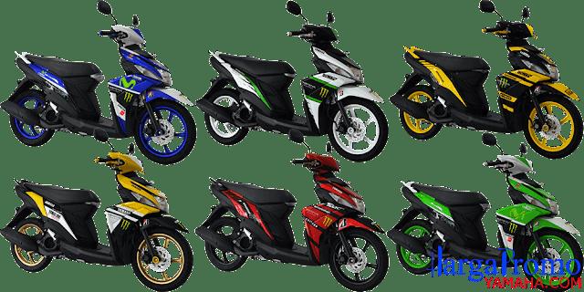 Harga Modifikasi Yamaha Mio Z Custom