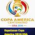 Keputusan Terkini dan Jadual Bolasepak Copa America 2016 di USA