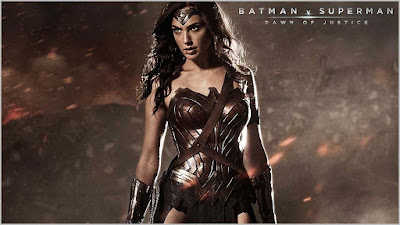 Batman vs Superman - WonderWoman