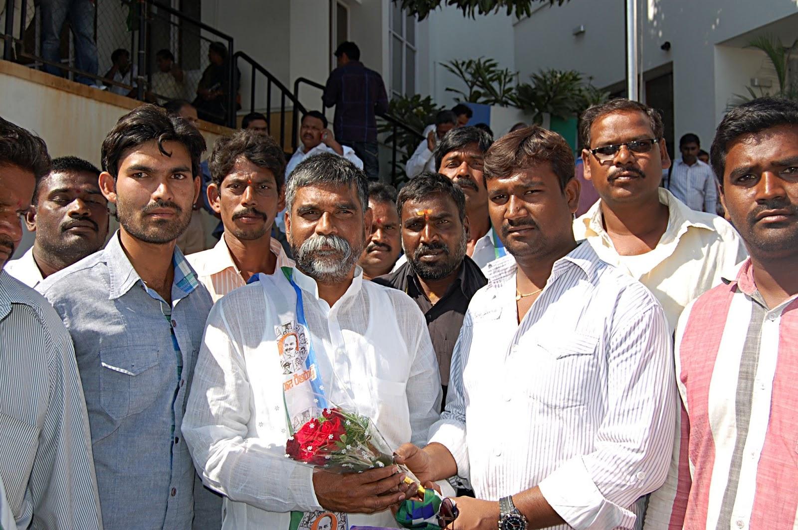YSR CONGRESS PARTY   Shekar Goud Profile